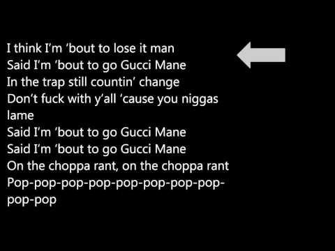 French Montana - Lose It ft. Rick Ross, Lil Wayne lyrics