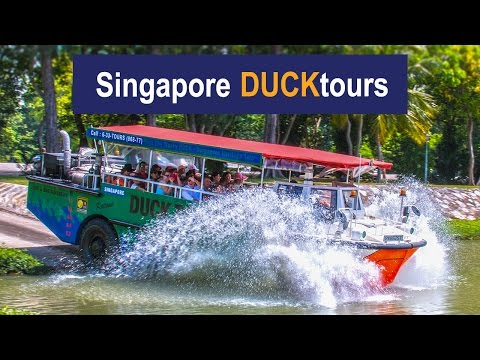 Singapore DUCKtours