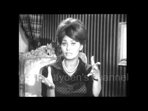 Sophia Loren - Interview (1961)