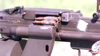 Colt's Unicorn MG: The CMG-3