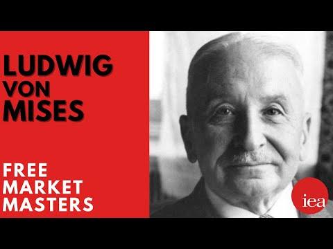 Free Market Masters: Ludwig von Mises