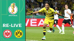 Aubameyang als Pokalheld | Eintracht Frankfurt - Borussia Dortmund 1:2 | DFB-Pokal-Finale 2017