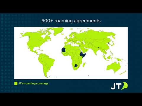 JT International  - Roaming and Carrier Services