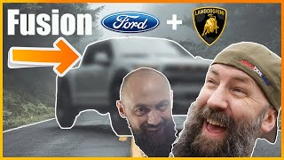 GROS PROJET FORD F150 DE OIN OIN ! UNE TUERIE 🔥(ep 01/02)