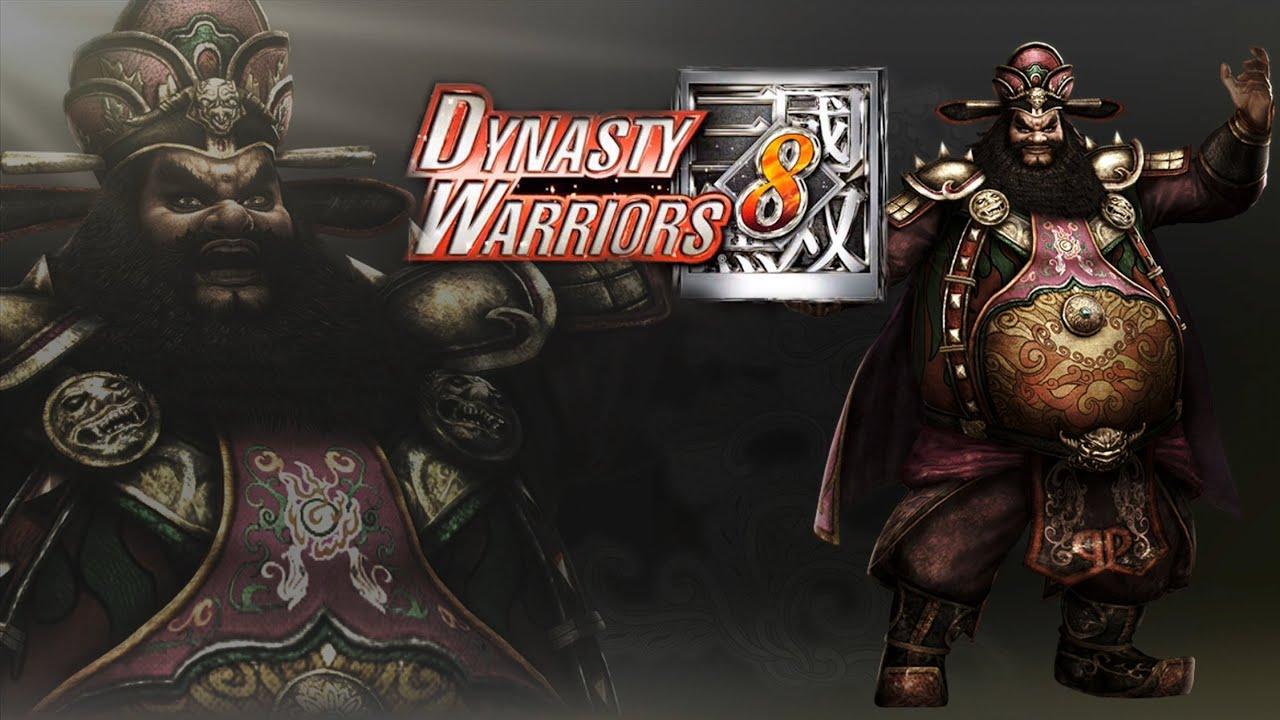 Video - Dynasty Warriors 8 - Diao Chan 5th Weapon Phoenix