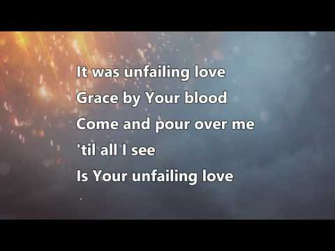 Unfailing Love - Jonathan Stockstill (Lyrics)