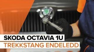 Montering Styrekule SKODA OCTAVIA: videoopplæring