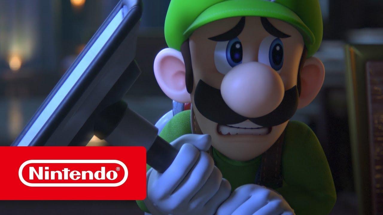 Luigis Mansion 3 M Ma Mariiiio Nintendo Switch