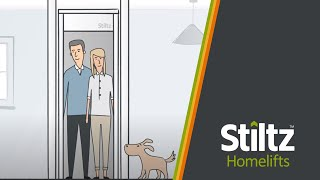 Why choose a home elevator from Stiltz?  The perfect stairlift alternative.