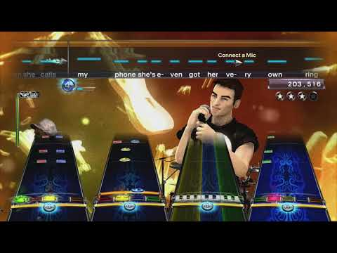 Rock Band 3 Custom: Gym Class Heroes - Cupid's Chokehold / Breakfast in America
