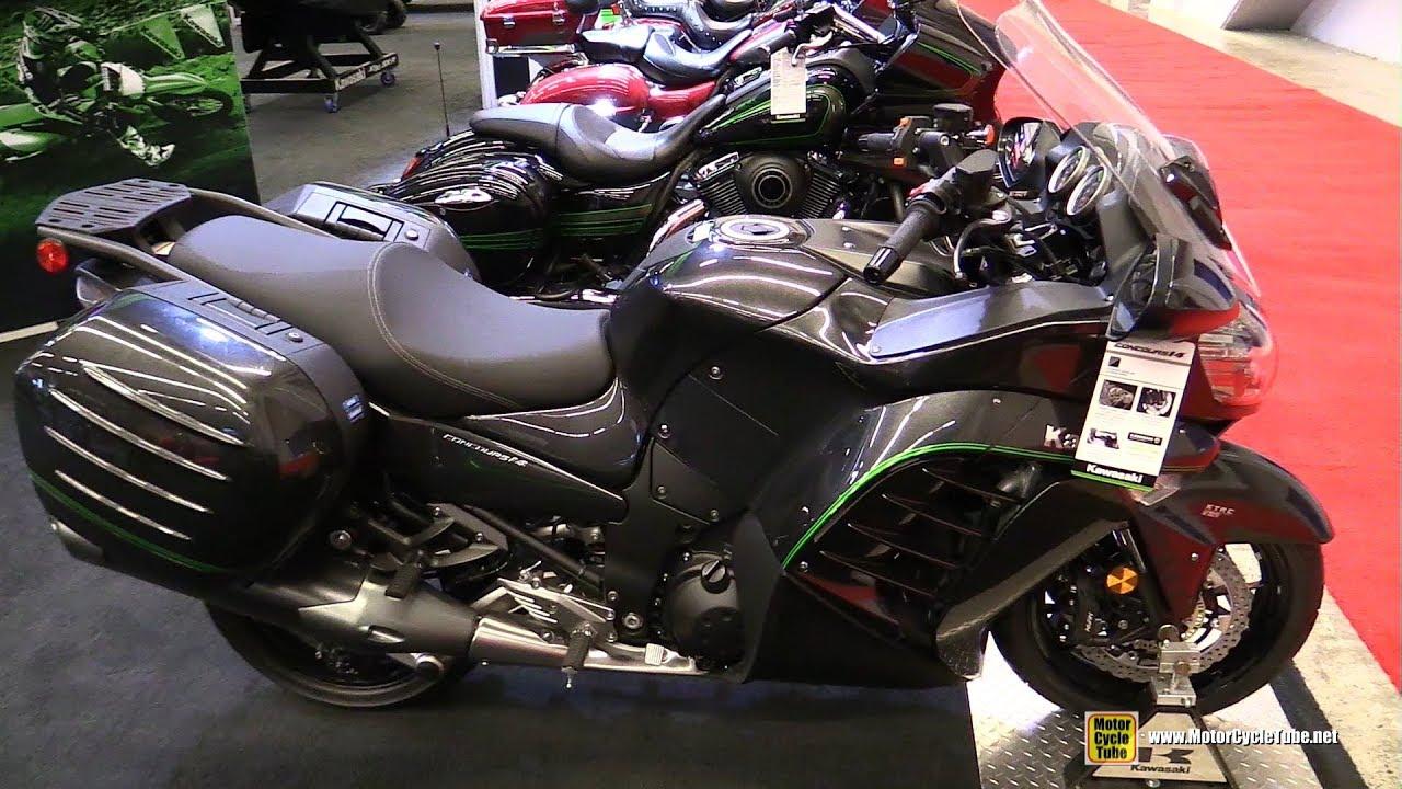 Kawasaki Concours Motorcycle