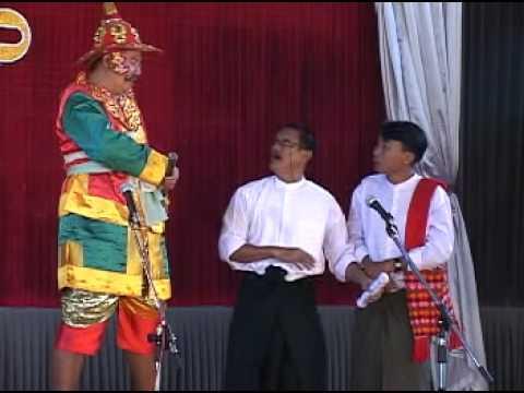 La Minn Sandar A Nyeint 5: Hartha cut, starring Mos, Dat Linn, Shwe Owe, Super, Kyar Si