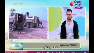 يا حلو صبح مع أحمد نجيب  لقاء مع شباب مؤسسة
