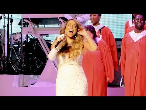 """Mariah Carey - Christmas (Baby Please Come Home) """"Complete"""" (Live Beacon Theater)"""