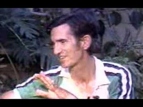 Townes Van Zandt explains Pancho and Lefty