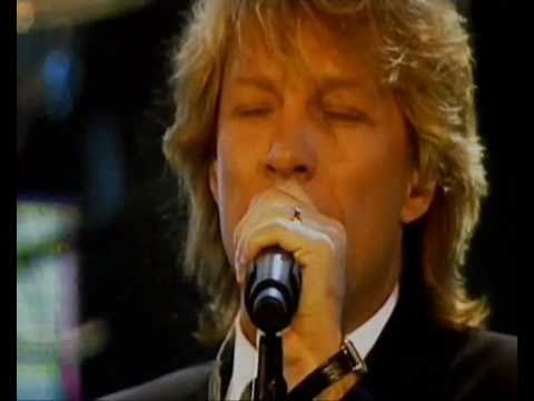 Bon Jovi - It's My Life (Live on UK Music Hall Of Fame 2006)