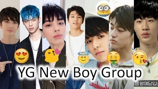 YG 2019 New Boy Group (BLACKPINK's Brother Group)