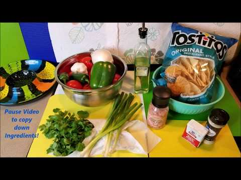 *HOW TO MAKE THE WORLD'S BEST SALSA DISH* TIPS & TRICKS TOO!