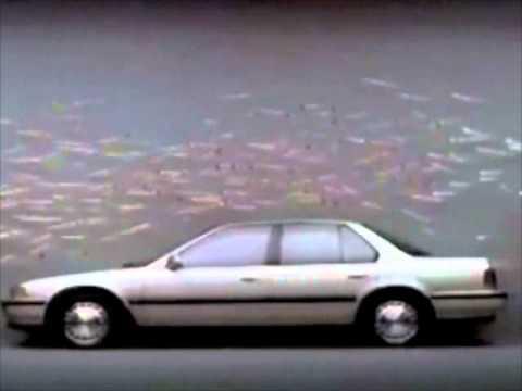 Honda Accord Commercial 1990 Youtube