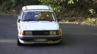 Bonver-Partr Rally Vsetín 2016 | H1 | Jan Frei - Petr Šlegl