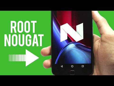 How To Root Moto G4 Plus On Nougat ?✅ Root G4 & G4 Plus With Twrp Recovery