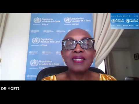 Live From WHO Headquarters - COVID-19 Daily Press Briefing 25 MAY 2020