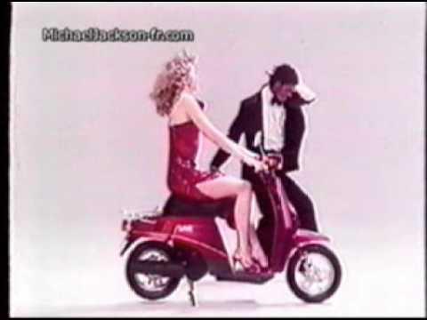 Michael Jackson - Suzuki Commercial (Full)