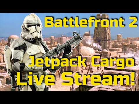 Star Wars Battlefront 2 Jetpack Cargo, New game mode, New game play, The Last Jedi, Han Solo