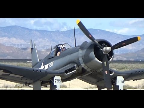 Los Angeles County Air Show 2017 War Birds Super Hornet Demo