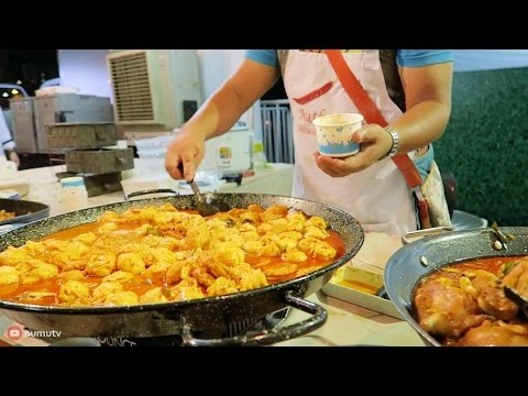 ASEAN Food Festival in the Philippines | Best Place to Eat Street Food in Manila
