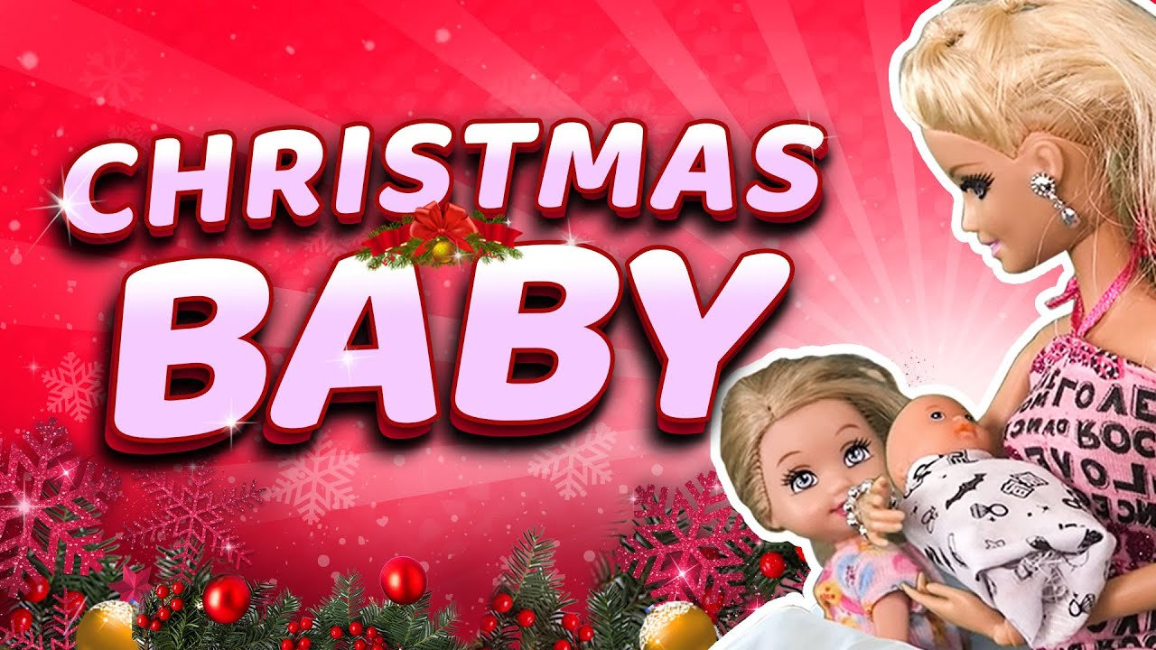 8ec5cc74b963 Barbie - The Christmas Baby