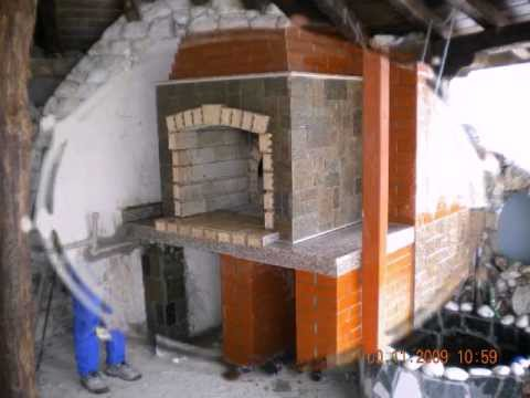 Зидане на Камини,Фурни,Барбекюта-Камини'СИМО'