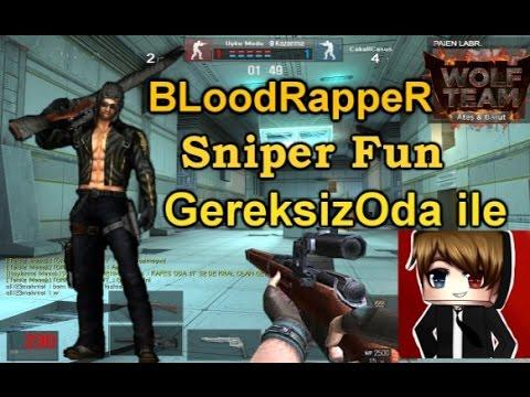 GereksizOda & BLoodRappeR - Sniper Fun (34/10) gittik!