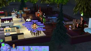 The Sims Life Stories Full Playthrough Vincent
