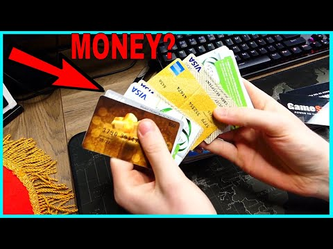 How Much MONEY Did I Find On The GIFT CARDS That I Found In The Dumpster?!?