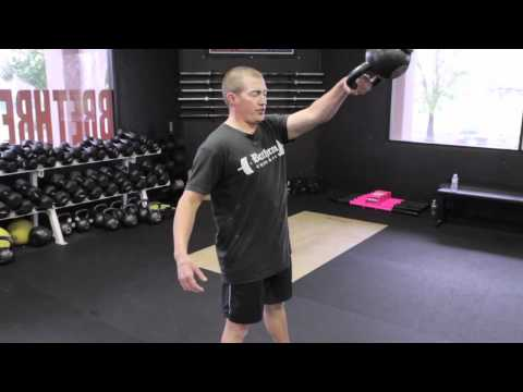 "CrossFit - ""Coaching Session: Kettlebell Snatch"" with John Kaupp"