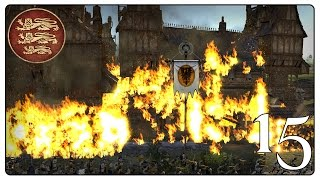 PUSHING IN TO FRANCE - 1078 Medieval Wars Campaign (Attila) #15