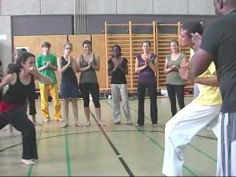 Cours de Capoeira, Sports Universitaires de Genève
