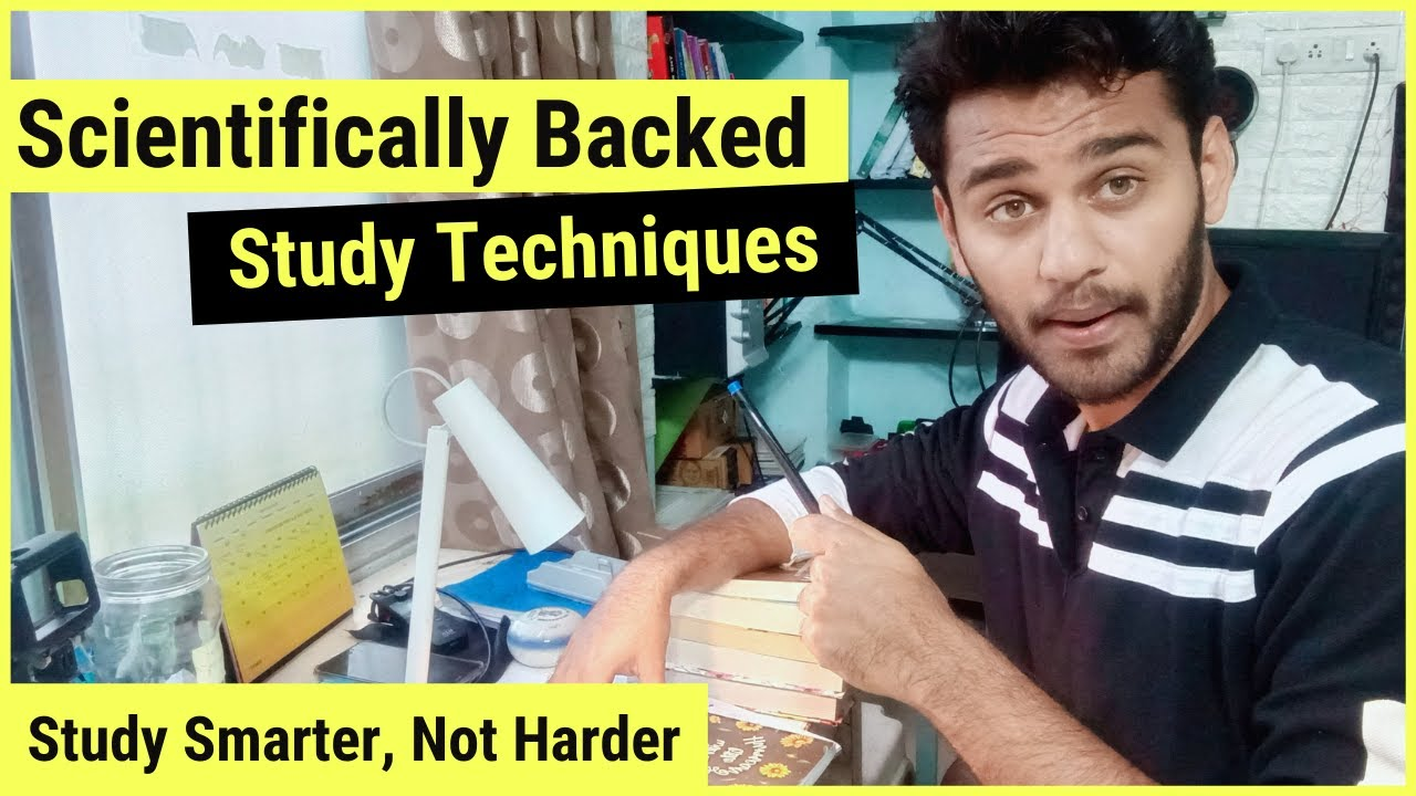 Scientifically Backed Study Methods & Techniques To Learn Anything Faster | Ft. Scott Young