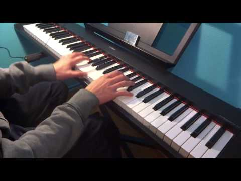 I was wrong (little style) - ARIZONA ft robin Schulz Piano chords
