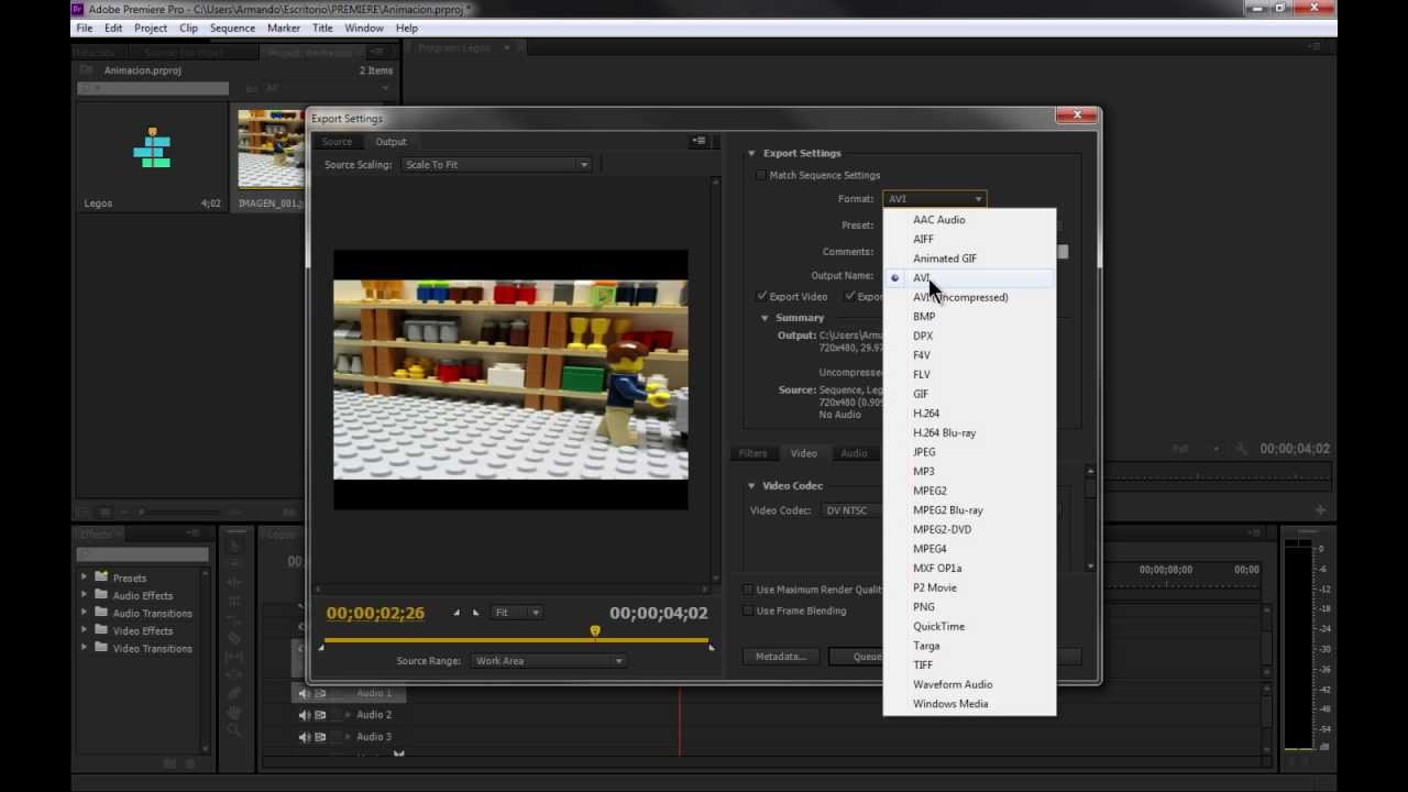 premiere cc how to cut video and music