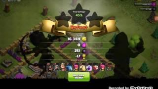 Clash of clans full hogi