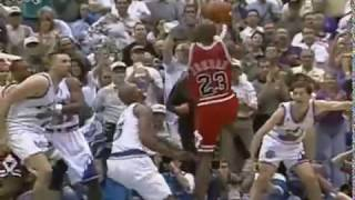 Michael Jordan The invincible artistry