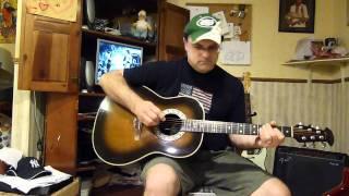 The Who - Magic Bus (studio) - guitar cover