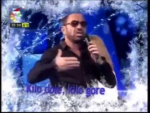 Mile Kitic - 1.dio - Novogodisnji show - (TV KTV 01.01.2017.)