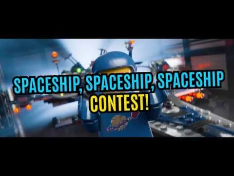 Spaceship - The LEGO Movie - Emmet Awards