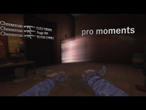 pro moments #5  - Critical Ops