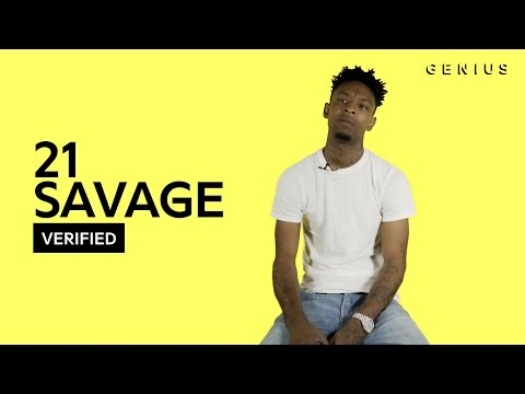 "21 Savage ""No Heart"" Official Lyrics & Meaning 
