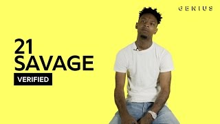 "Video 21 Savage ""No Heart"" Official Lyrics & Meaning 