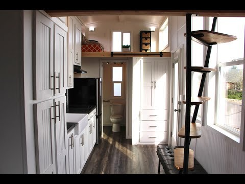 Beautifully Handcrafted Tiny House For Sale